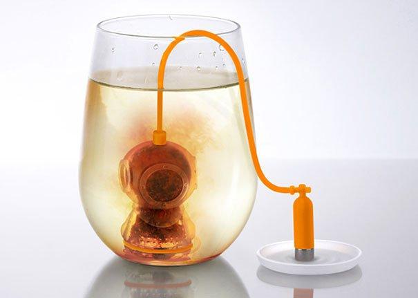 Креативные заварники для чая