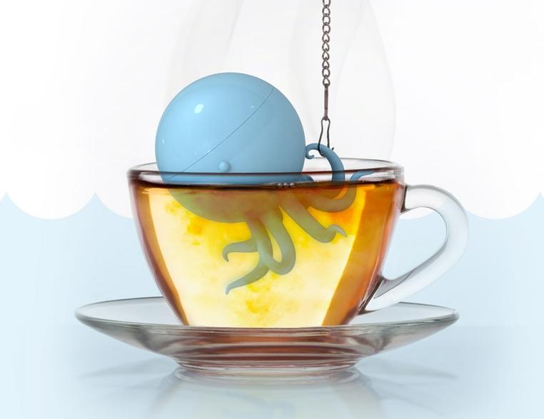 оригинальный заварник для чая