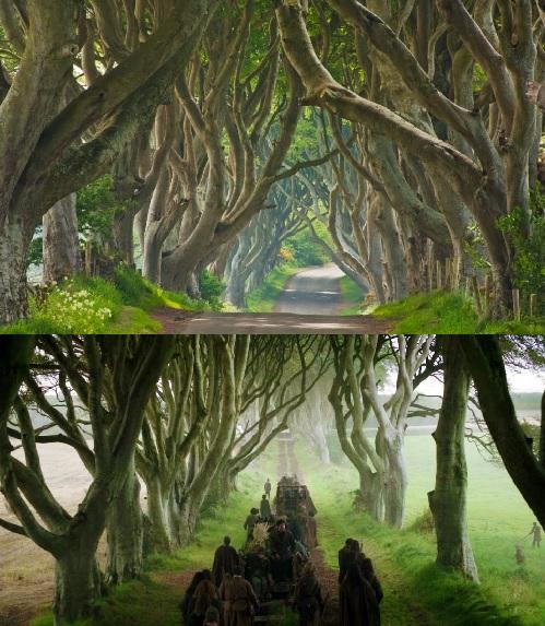 """Съемки """"Игры престолов"""" в Ирландии"""