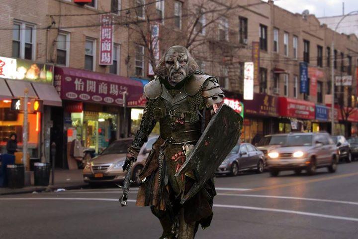 Орки в Нью-Йорке, фото 5
