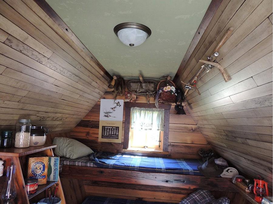 Деревянные домики фото 10