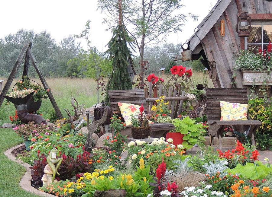 Деревянные домики фото 4