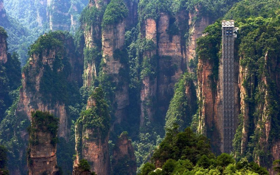 Горы Тянцзи, фото 3