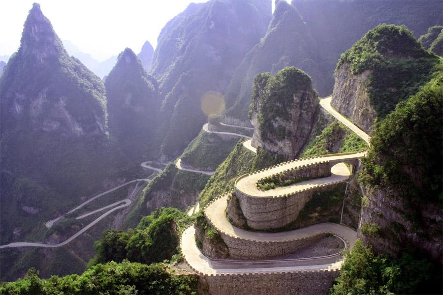Горы Тянцзи, фото 4