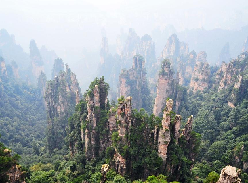 Горы Тянцзи, фото 5