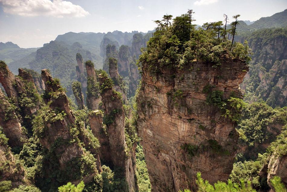 Горы Тянцзи, фото 6