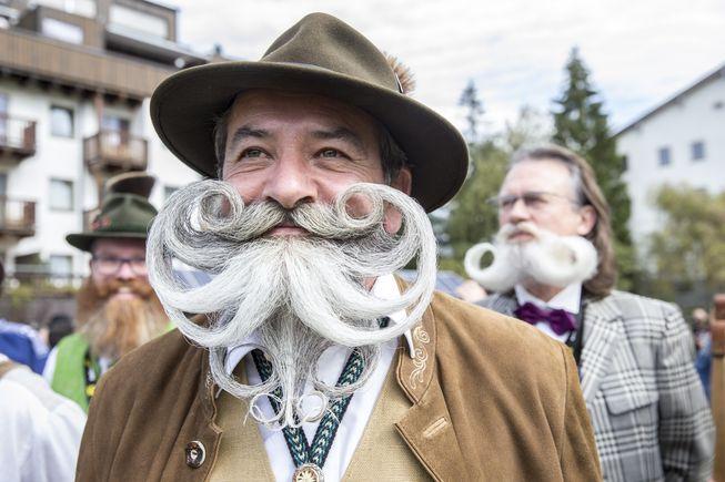 Фестиваль усов и бород