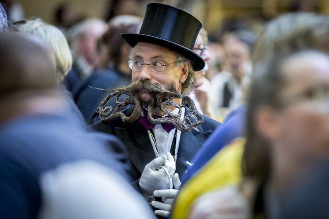 Фестиваль усов и бород фото 2
