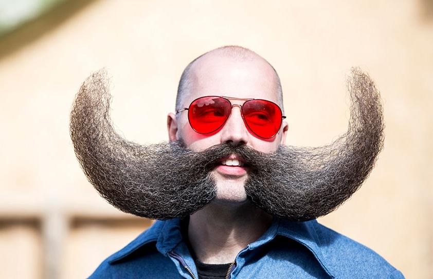 Фестиваль усов и бород фото 5