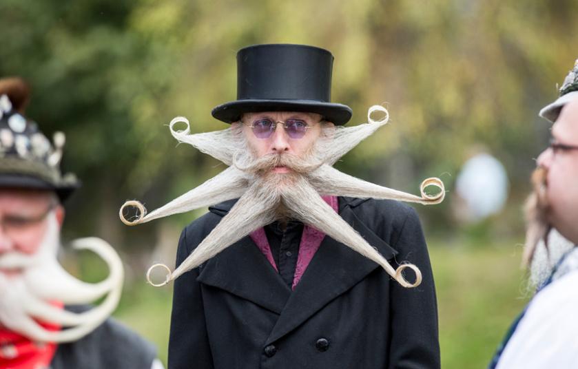 Фестиваль усов и бород фото 6