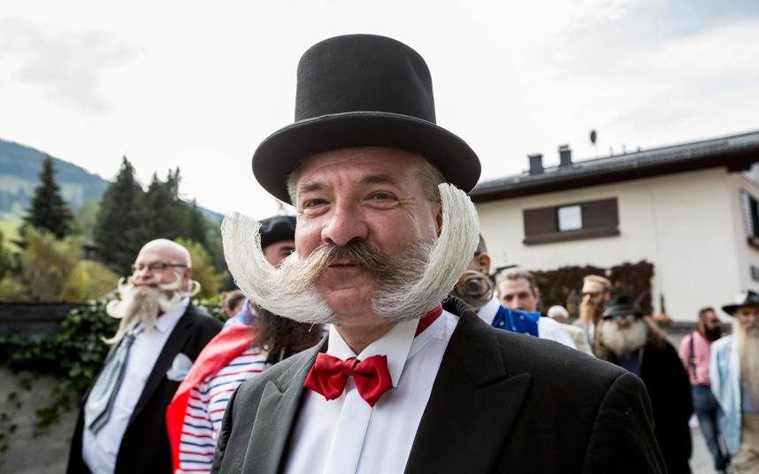 Фестиваль усов и бород фото 7