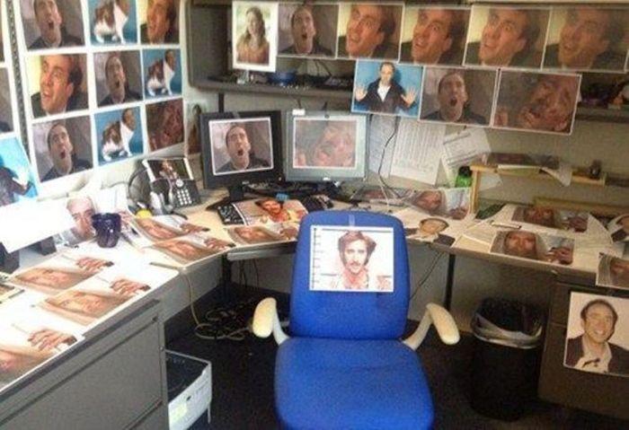 Приколы в офисе фото 2