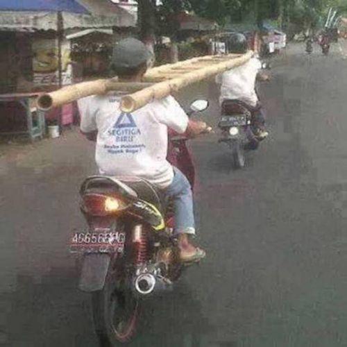 Смешные ситуации на дорогах