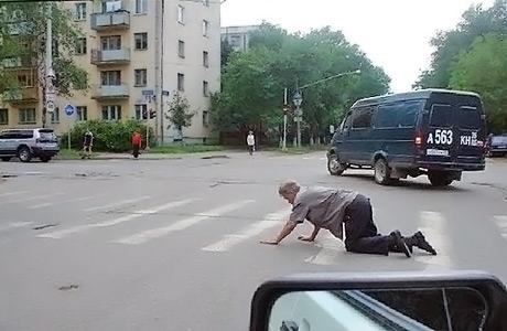 Приколы на дорогах 6