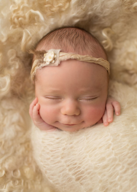Фото спящих младенцев
