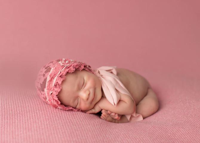 Улыбающиеся младенцы фото 6