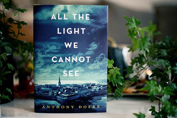 """книга """"Свет, который мы не видим"""""""