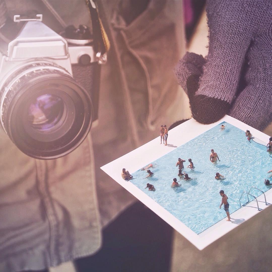 Сюрреалистические фотоколлажи 9