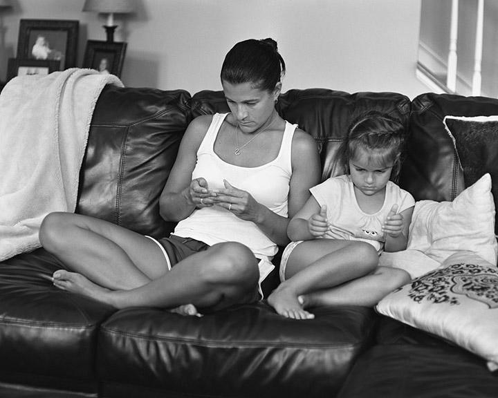 Зависимость от смартфонов и планшетов 3
