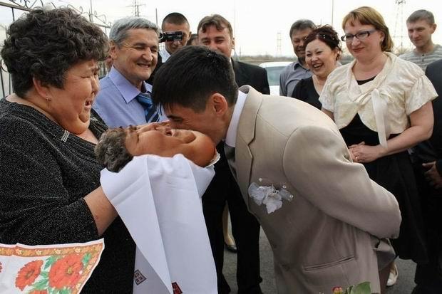 Неудачные свадебные фото 6