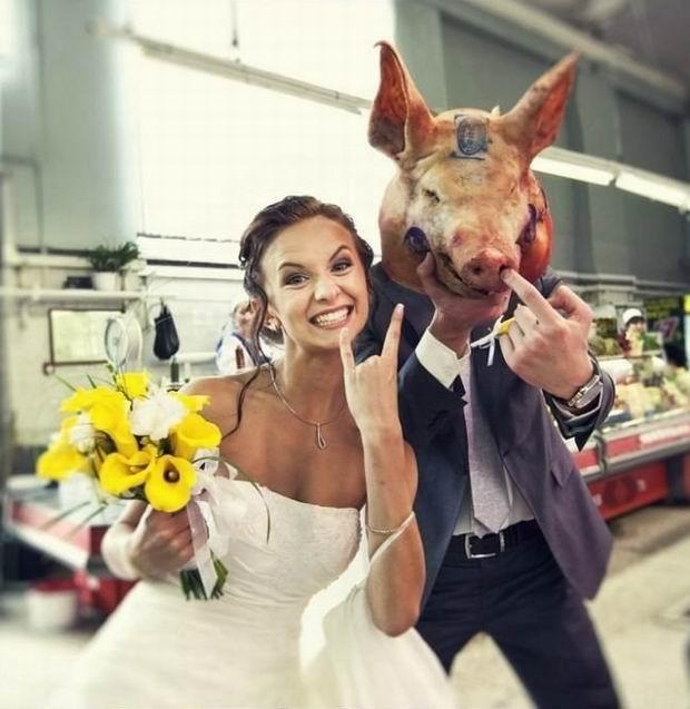 Неудачные фото со свадеб 4