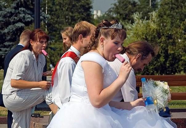 Неудачные фото со свадеб 6