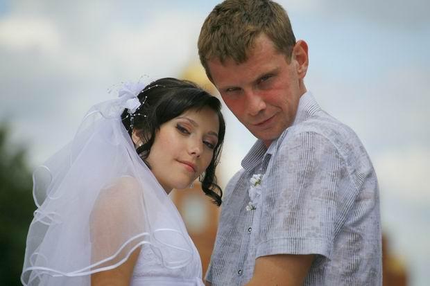 Неудачные свадебные фото 2