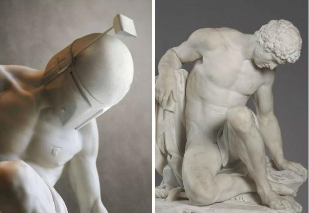 боба фет статуя