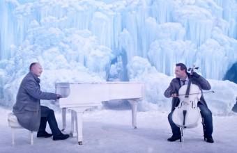 Красивый микс композиций Вивальди и песни из мультфильма Диснея