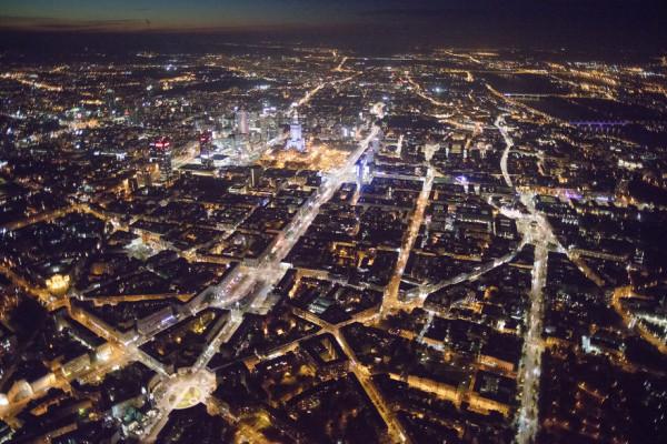 Польша Юг города