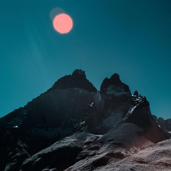горы чили