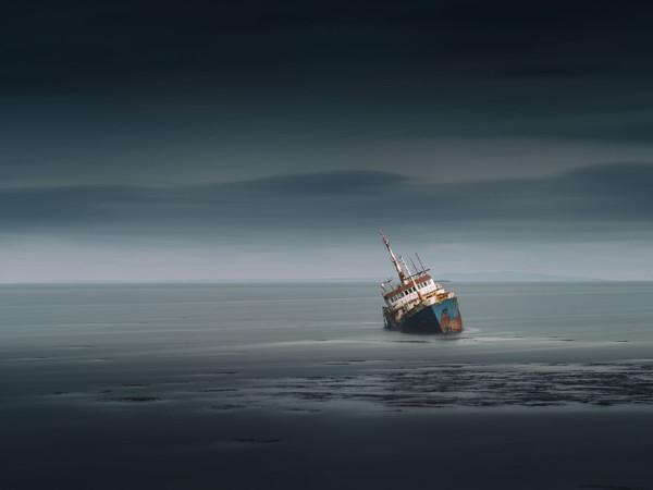 корабль в патагонии