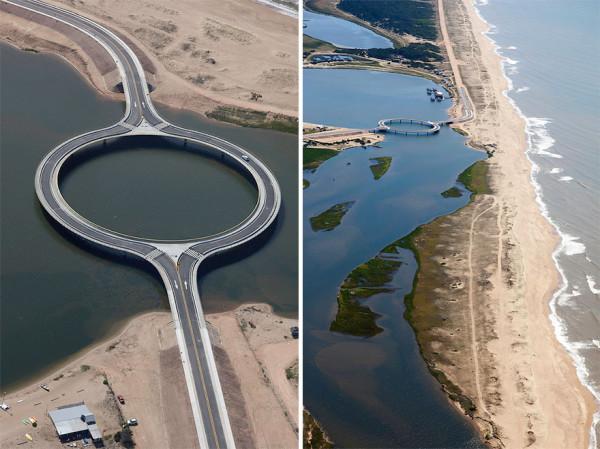 мост в уругвае