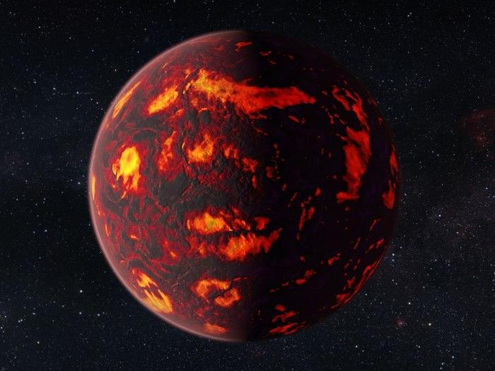 55 Cancri e фото
