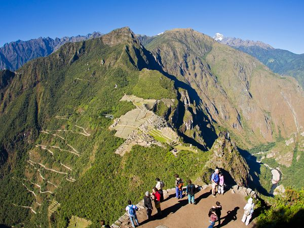 Уайна-Пикчу (Перу)