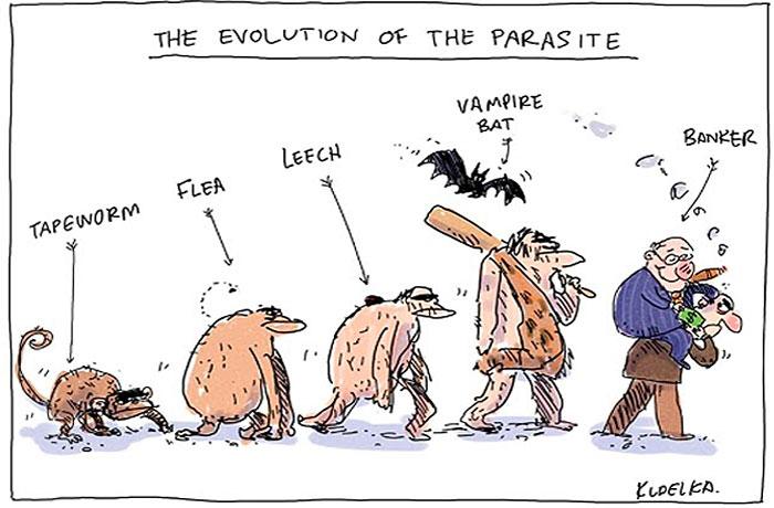 эволюция паразитов