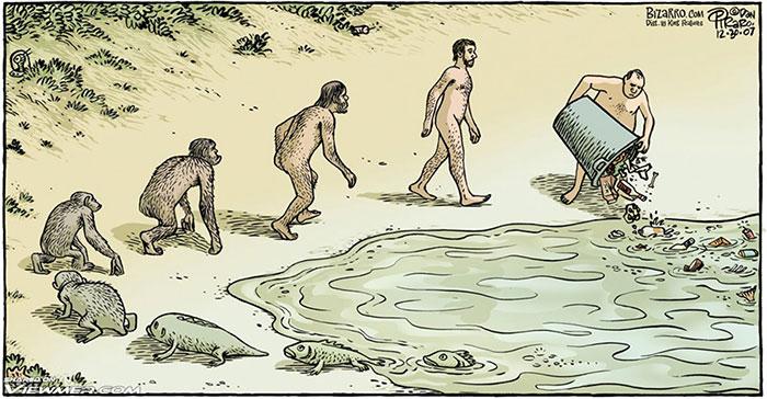 эволюция в двух словах