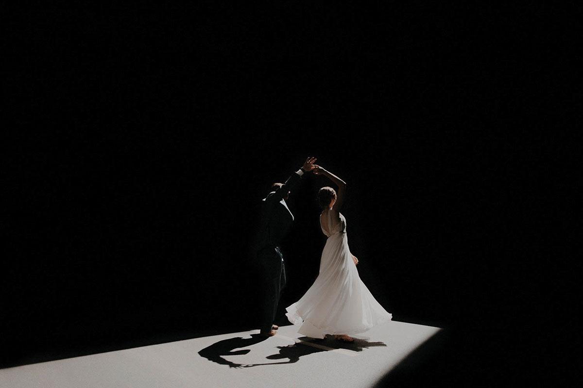 фото свадьбы © Bradford Martens