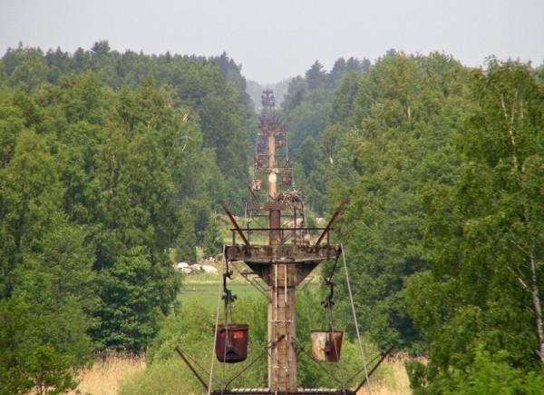канатная дорога Форсби-Копинг