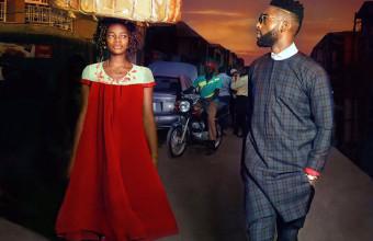 новая фотомодель из нигерии