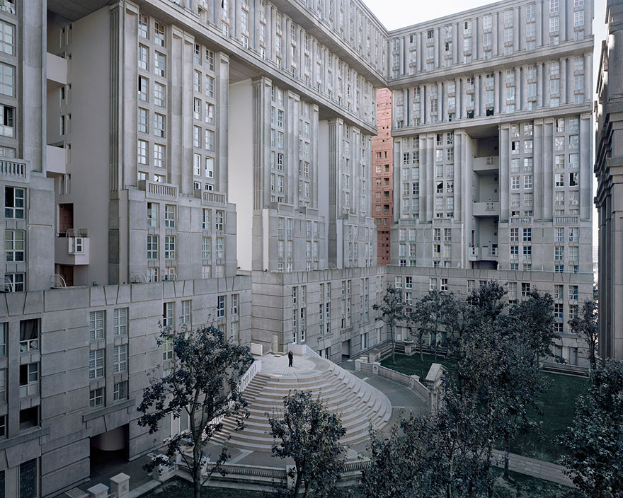 трущобы в Париже