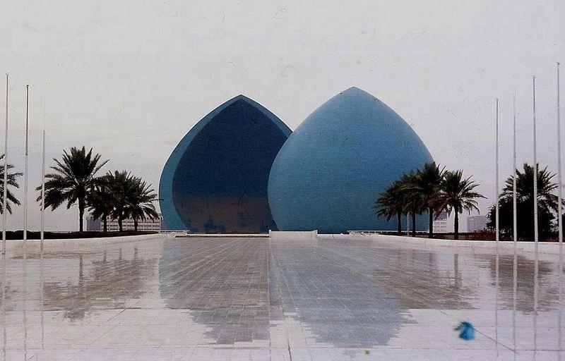 Памятник Аль-Шахид фото