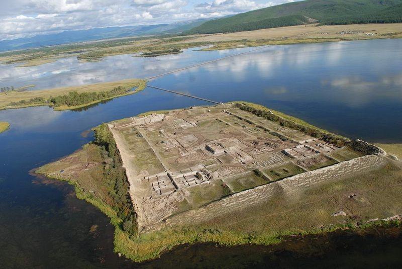 Пор-Бажын крепость