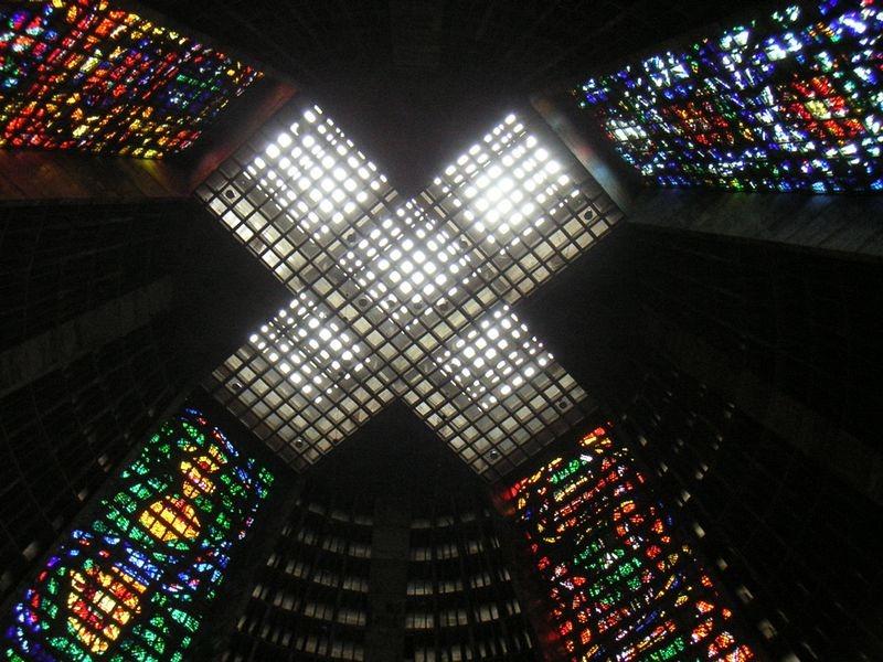 главный Собор в Рио-де-Жанейро