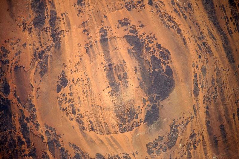 кратер Аорунга