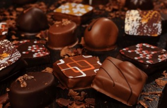 краткая история шоколада