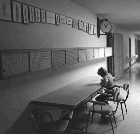 подземная школа Або в США