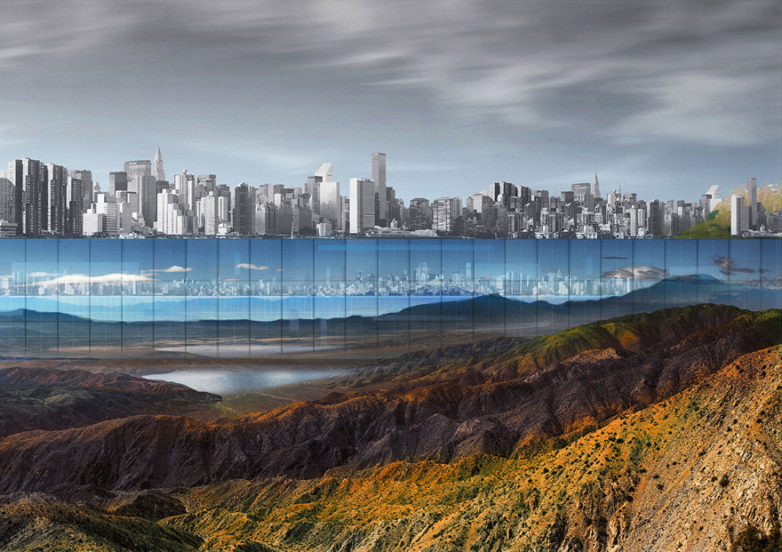 проект реконструкции центрального парка Нью-Йорк
