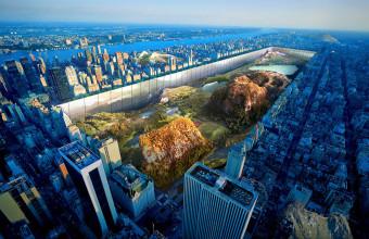 проект центрального парка Нью-Йорк