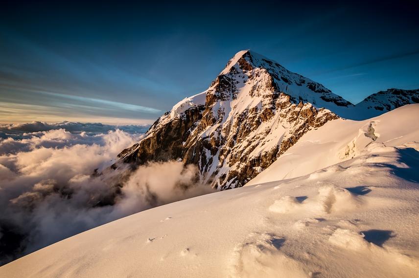 Альпы, Швейцария фото